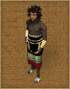 Aztecs shaman