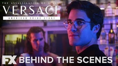 The Assassination of Gianni Versace American Crime Story Inside Look Don't Ask, Don't Tell FX