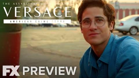 The Assassination of Gianni Versace American Crime Story Season 2 License Preview FX