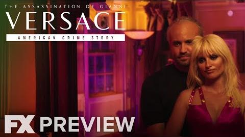 The Assassination of Gianni Versace American Crime Story Season 2 Reflection Preview FX