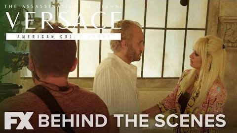 The Assassination of Gianni Versace Inside Season 2 Édgar Ramírez as Gianni Versace FX