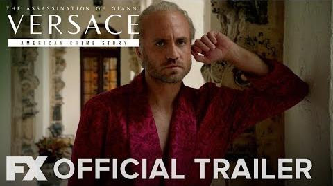 The Assassination of Gianni Versace American Crime Story Season 2 Official Trailer HD FX