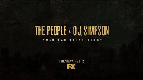 The People v. O.J. Simpson American Crime Story Launch FX