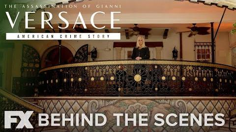 The Assassination of Gianni Versace Inside Season 2 The Mansion FX