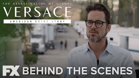 The Assassination of Gianni Versace Inside Season 2 Matt Bomer, Director FX