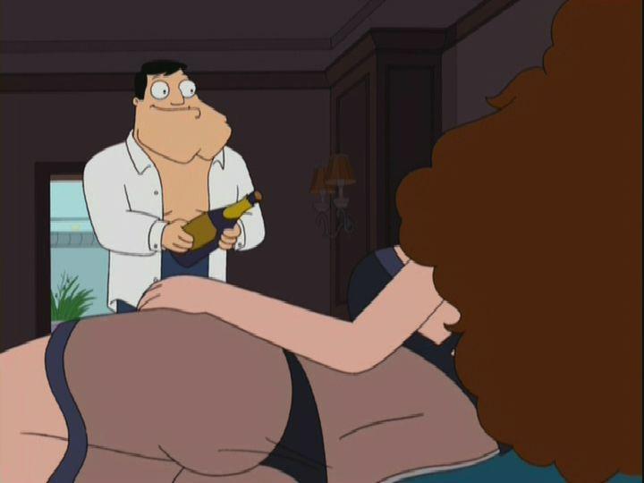 Francine american dad nude