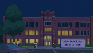 John Delorean High School.jpg