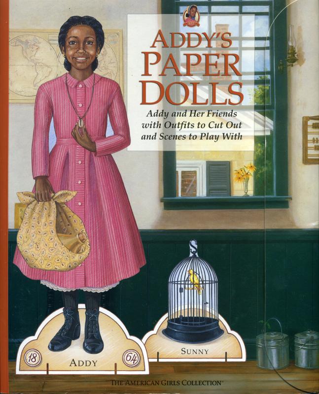 Addy's Paper Dolls II
