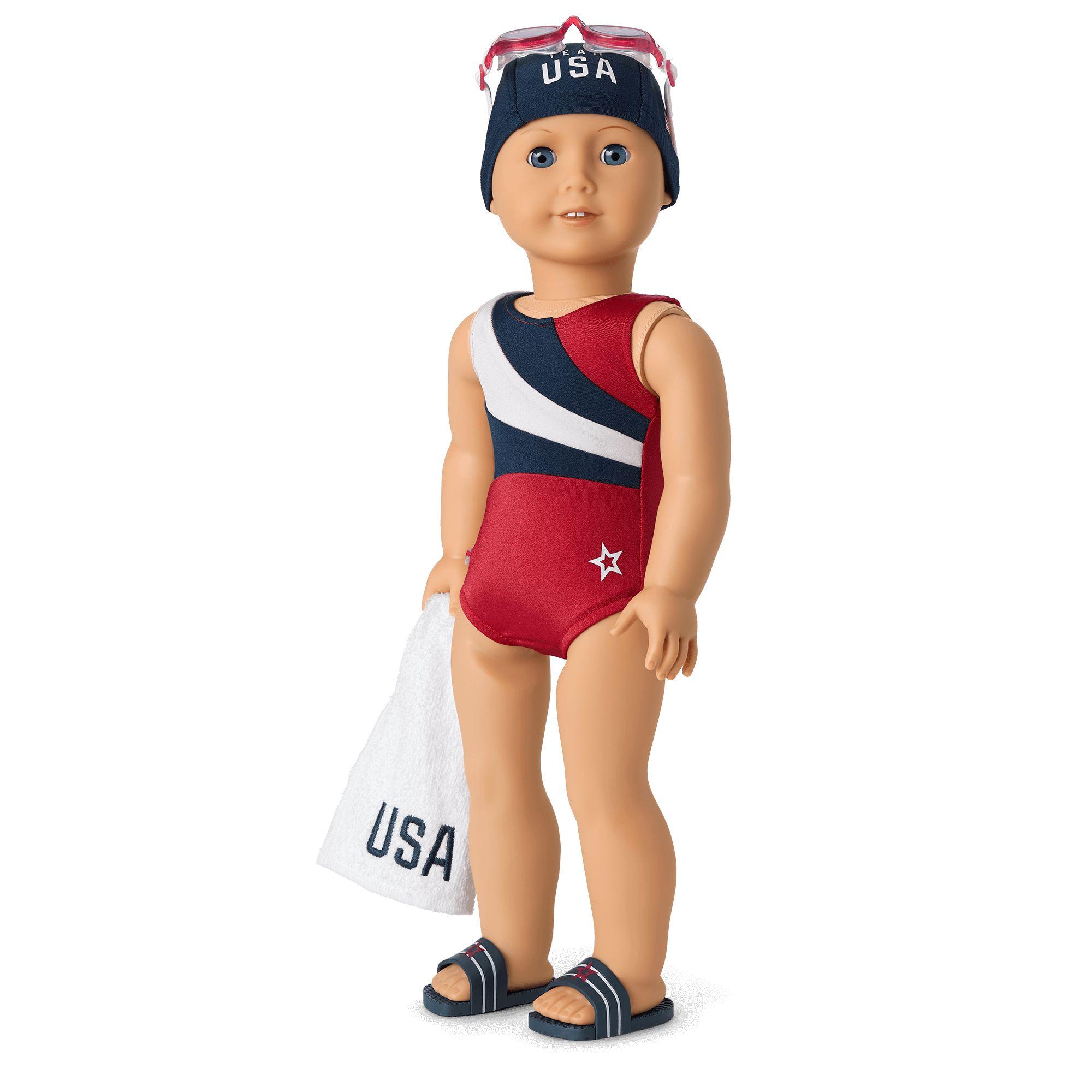 Team USA Swim Set