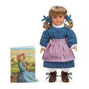 Mattel Kirsten mini doll