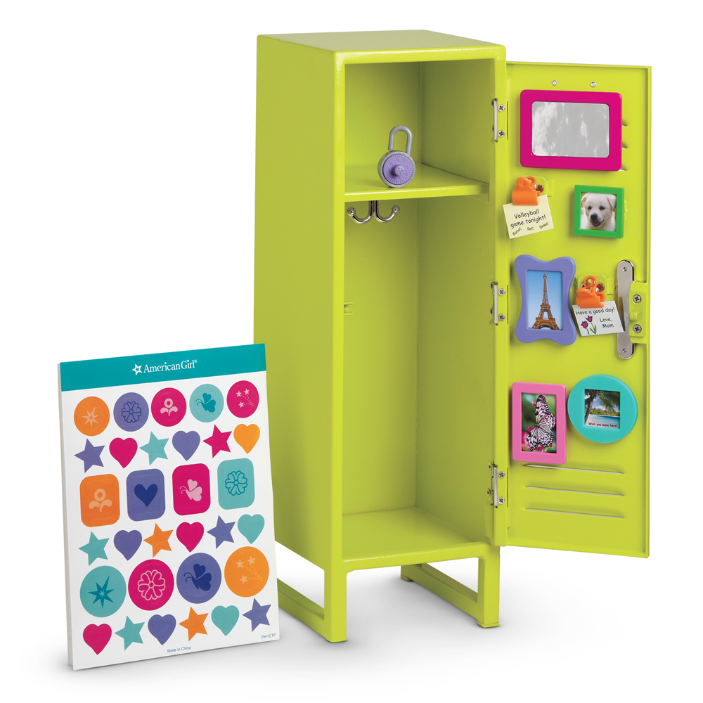 School Locker Set I