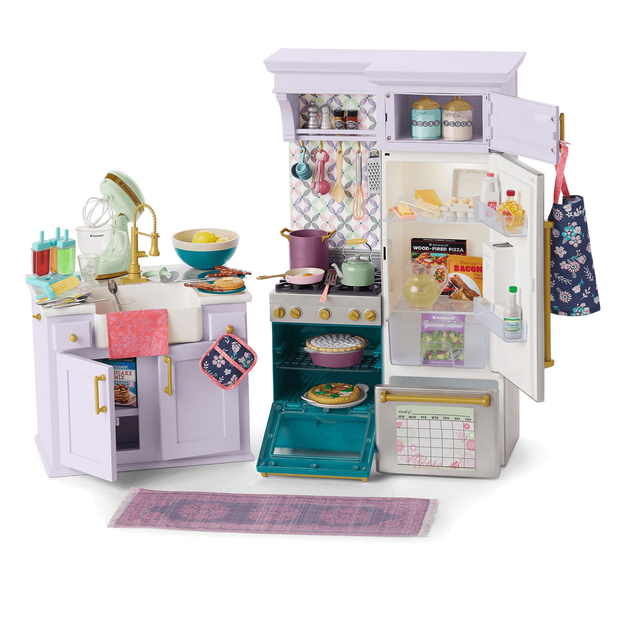 American Girl Kitchen