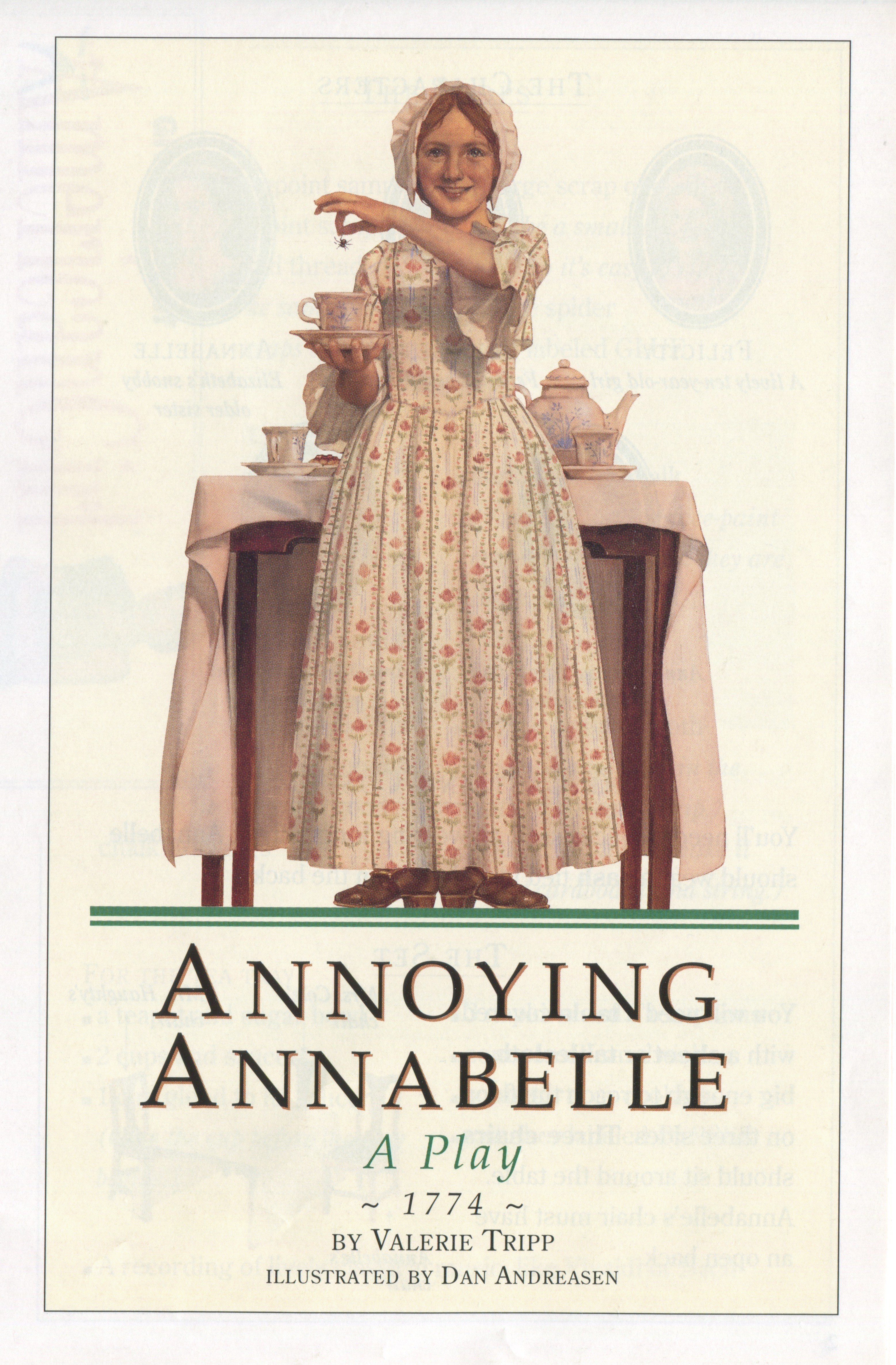 Annoying Annabelle