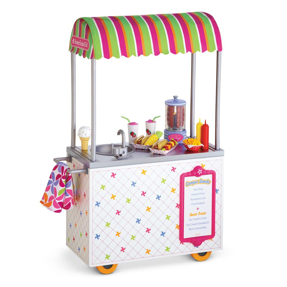 Campus Snack Cart