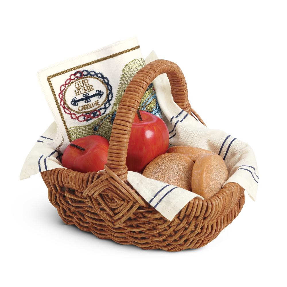 Caroline's Travel Basket