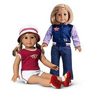 American Girl Club Doll Outfit and Jacket Set