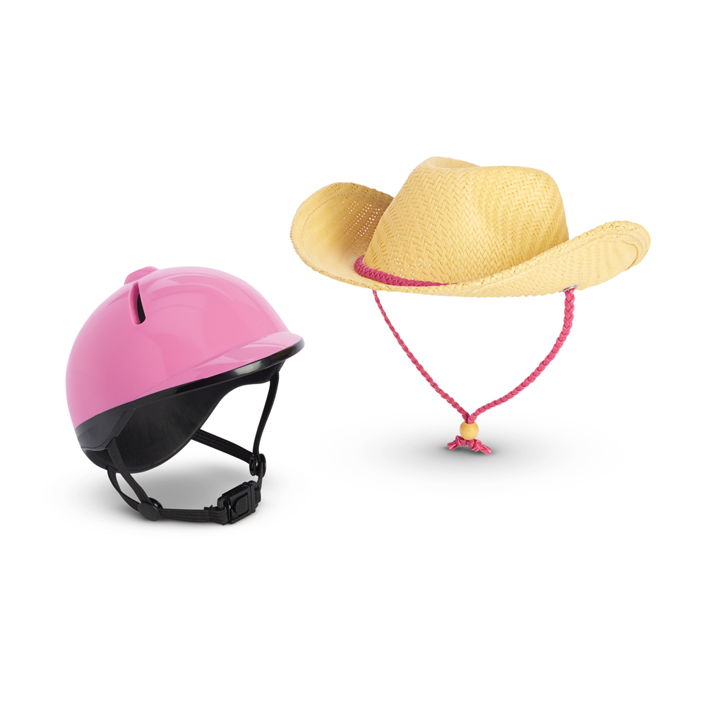Riding Helmet and Hat