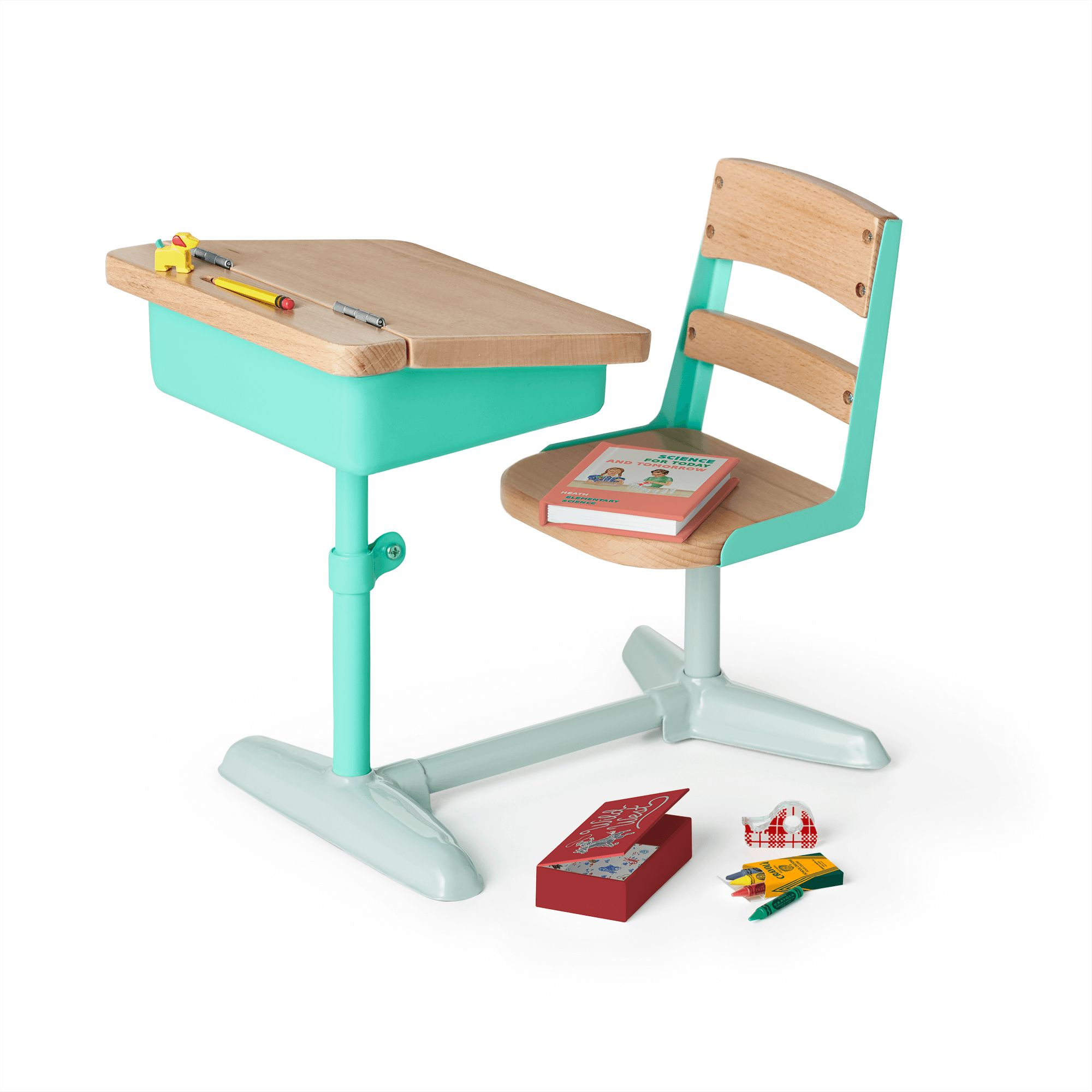 Maryellen's School Desk