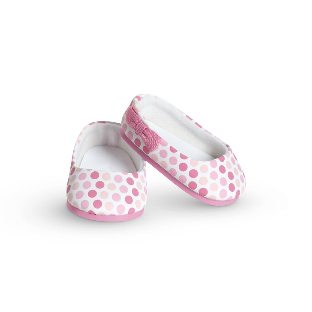 Polka-Dot Flats