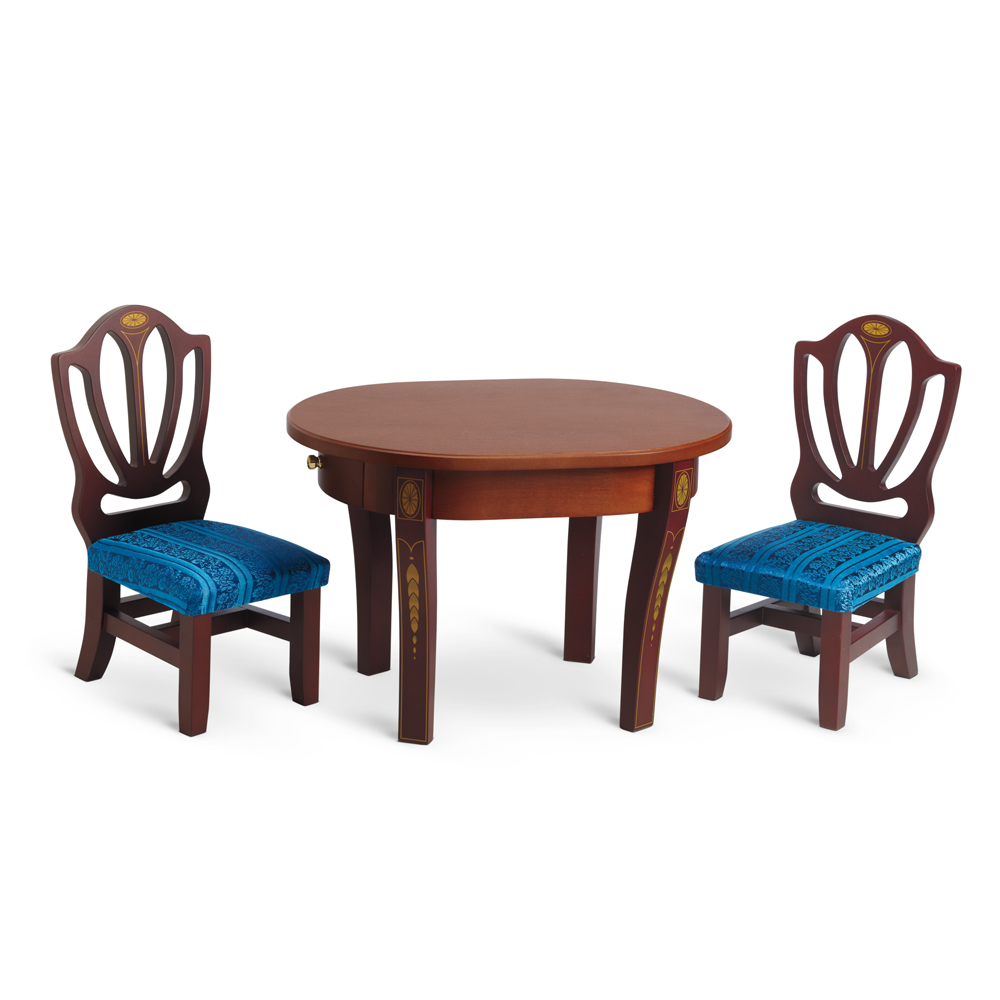Caroline's Table and Chairs