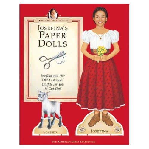 Josefina's Paper Dolls I