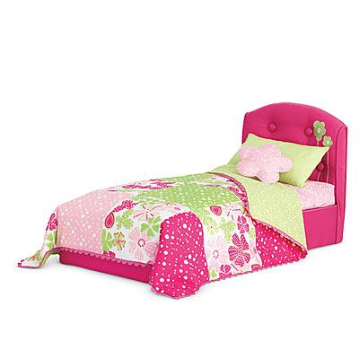 Bloom Bed and Bedding