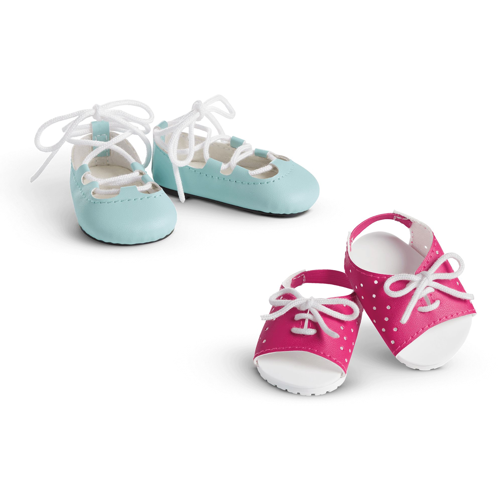 Sneakers and Flats Set