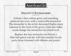 Felicity stomacher 1