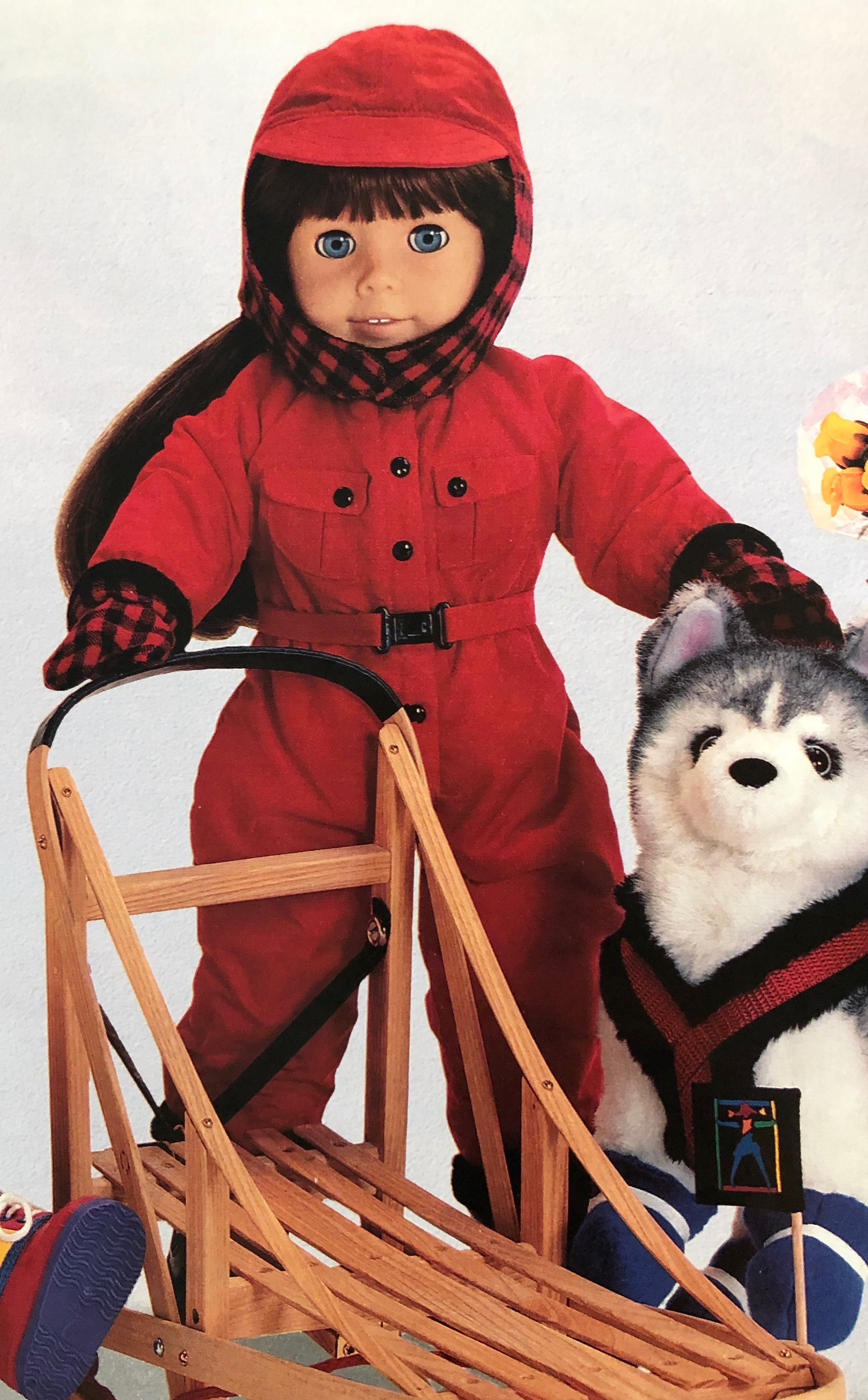 Dogsled Outfit