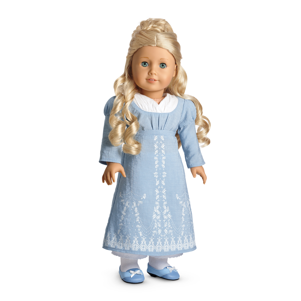 Caroline's Birthday Dress