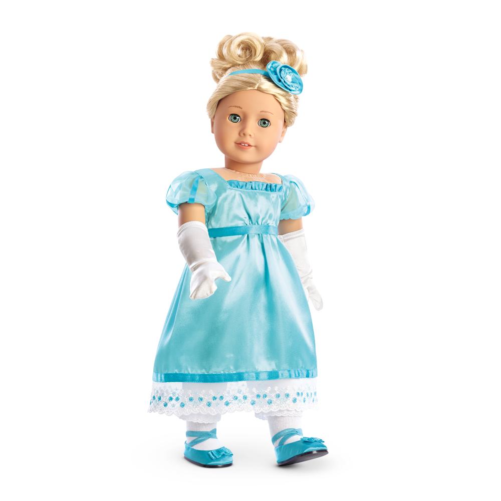 Caroline's Party Gown