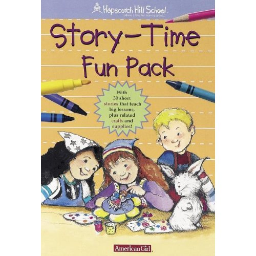 Hopscotch Hill School Story Time Fun Pack