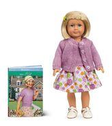 Kit Mattel mini doll