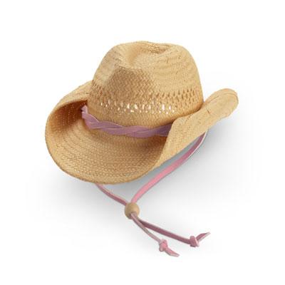 Nicki's Straw Hat