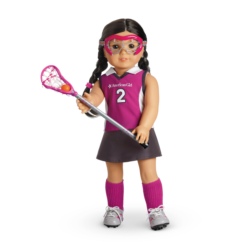 Lacrosse Outfit and Gear