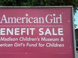 American Girl Benefit Sale