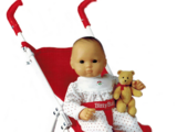 Bitty Baby Stroller I