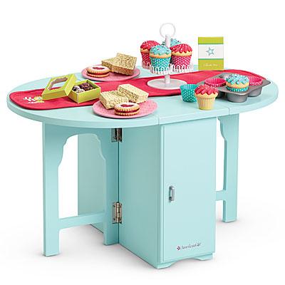 Baking Table And Treats American Girl Wiki Fandom