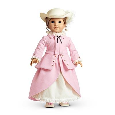 Elizabeth's Riding Outfit