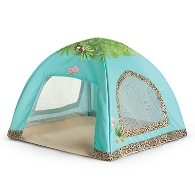Jungle Play Tent