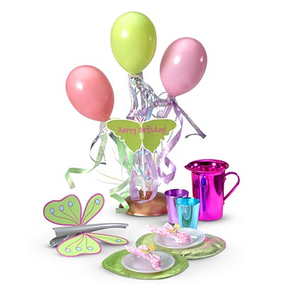 Butterfly Table Partyware