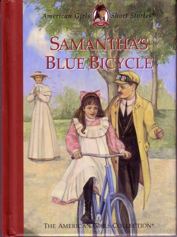 Samantha's Blue Bicycle