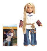 Julie Mattel mini doll