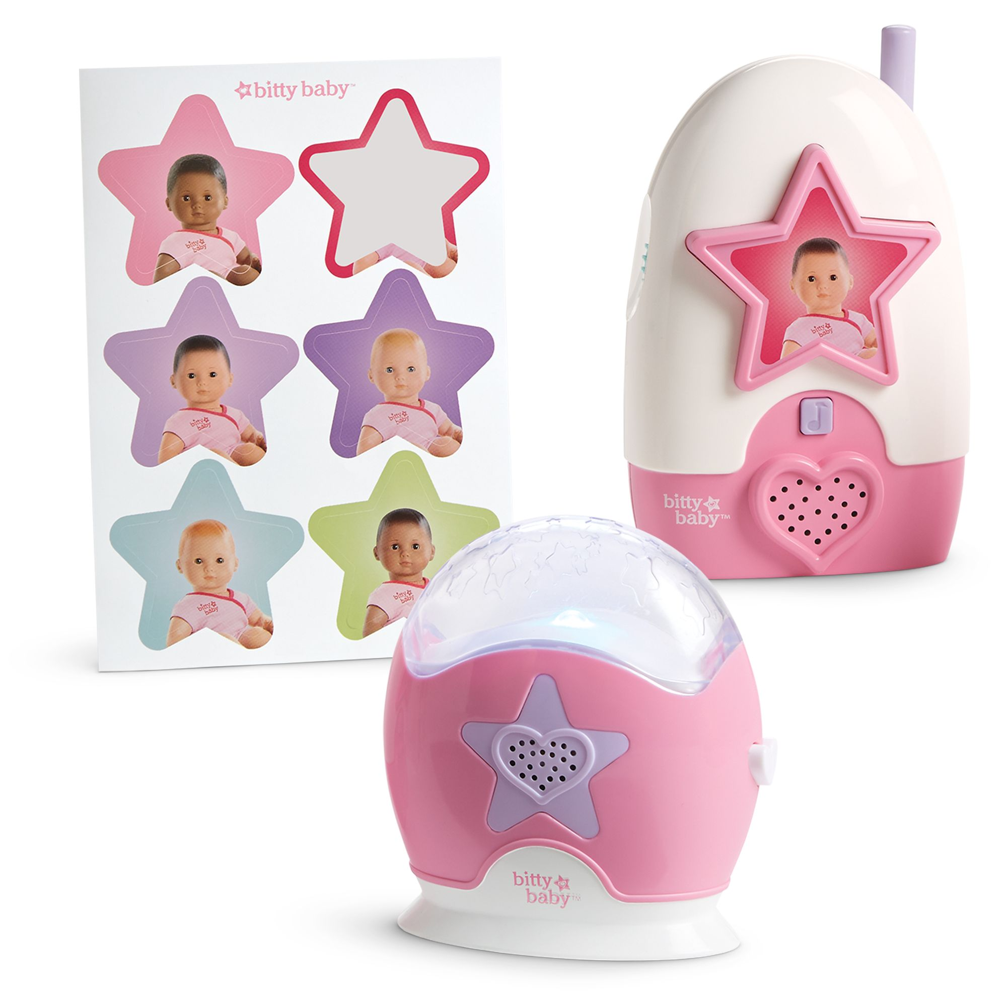 Bitty Baby's Lights and Sounds Monitor