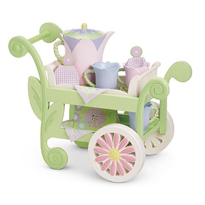 Bitty Twins Tea Cart