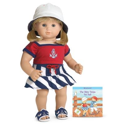 Nautical Skirt Set
