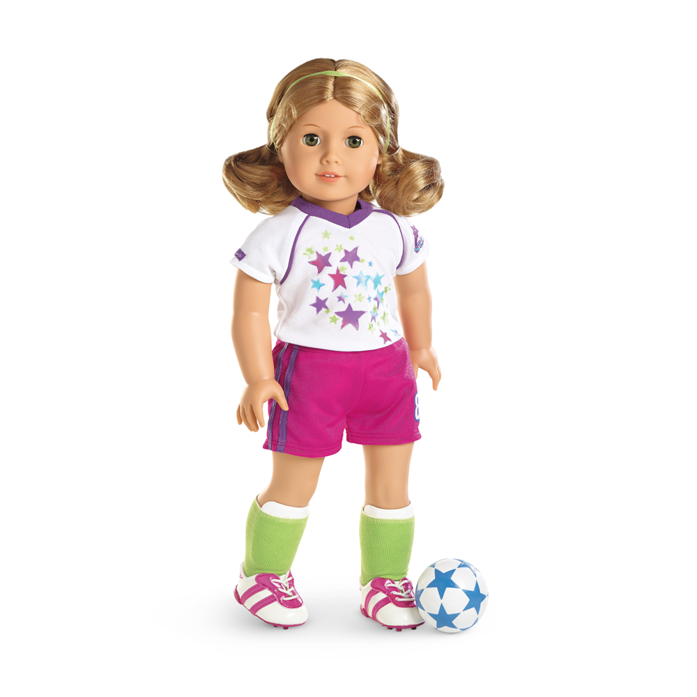 Soccer Team Outfit
