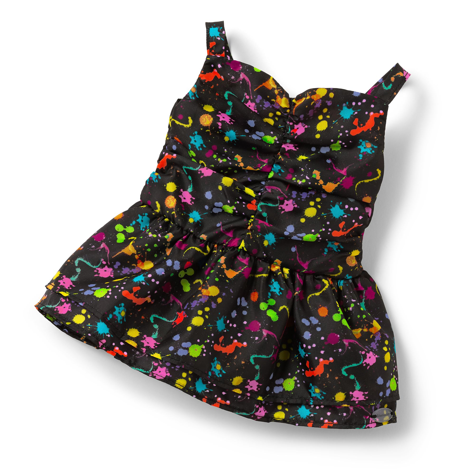Courtney's Splatter Print Dress