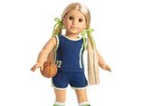 Julie's Basketball Uniform