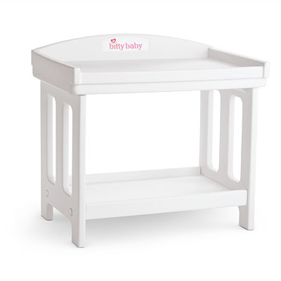 Baby's Changing Table II